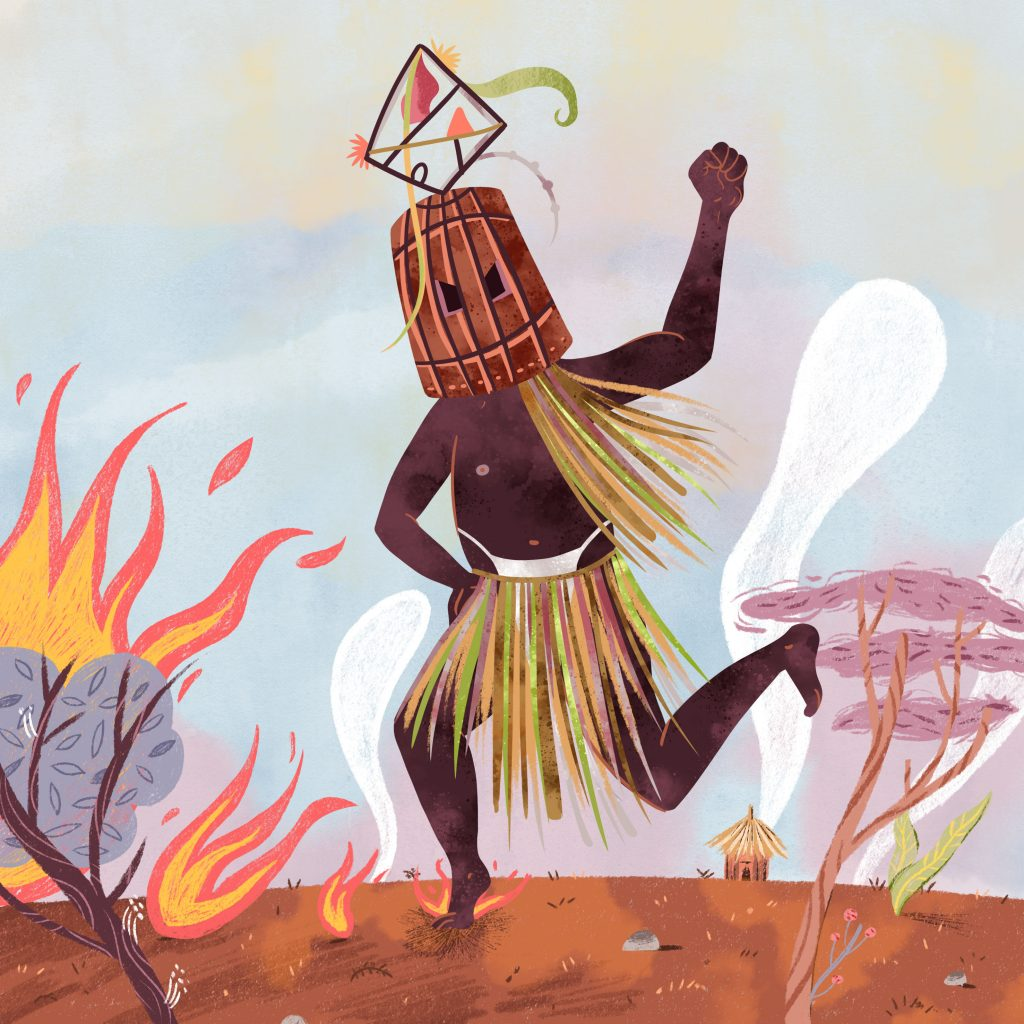 Mitología Bantú