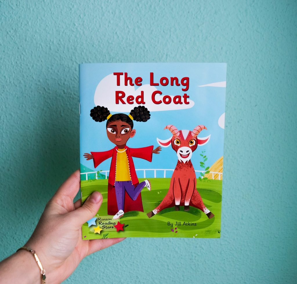 The long red coat